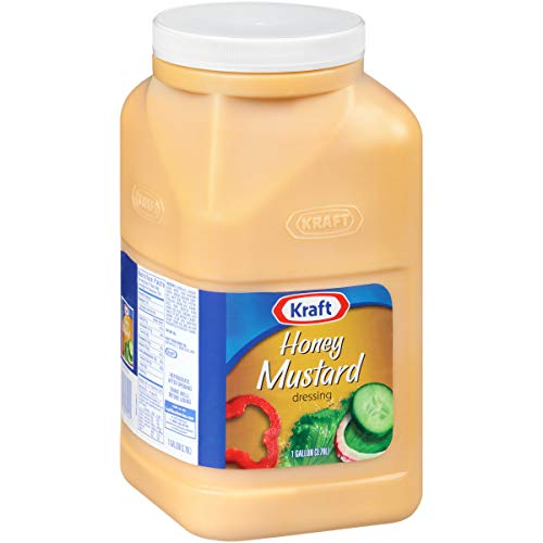 Kraft Honey Mustard Dressing (1 gal Jugs, Pack of 4) ()