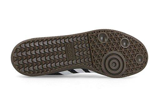 adidas Zapatillas de Skateboarding Para Hombre Negro Negro