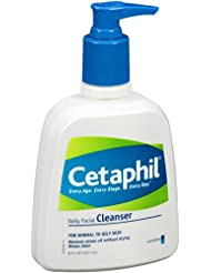 Permalink to Cetaphil Daily Clnsr 8Oz Size 8Z Cet Daily Clnsr 8Oz 8Z Benefits