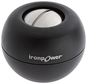 Kernpower Ironpower® forcetwo, schwarz (black)