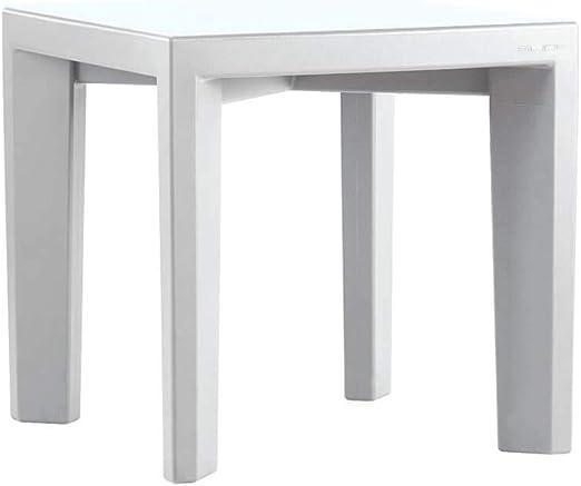 Slide Gino mesa blanco leche: Amazon.es: Hogar