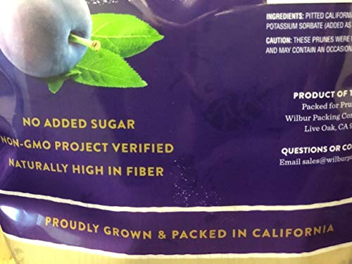 Prulific Pitted Prunes, 56 oz by Prulific (Image #2)