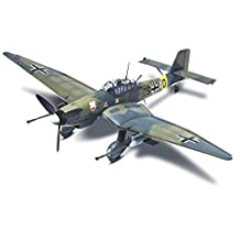 Revell 85-5270 Stuka Ju 87G-1 Tank Buster Plastic Model Kit