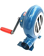 TYSJL Hand Crank Blacksmith Forge Blower Handleiding BBQ Blower Centrifugale Barbecues Blower BBQ Forge Blower