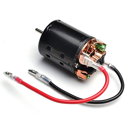 New 80T 540 Brushed Motor Shaft 3.175mm for Axial RC4WD Cross HPI Mist GMADE D90 D110 TF2 SCX10 ii PG4 MC8 WARAITH YETI 1/10 1/8 RC Cars