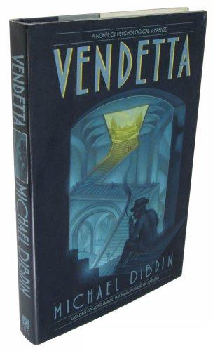 book cover of Vendetta