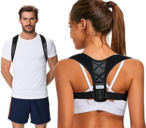Posture Corrector for Men and Women - Back Brace for Straight...