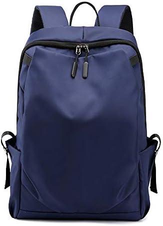 @Y.T Studenten Tasche Computer Rucksack Herren USB Lade Business Rucksack Casual Aufbewahrungstasche Reisetasche