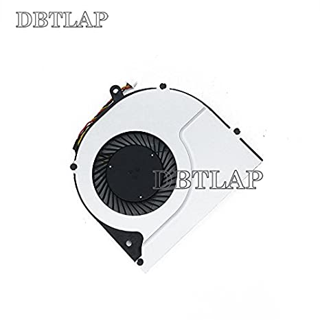 DBTLAP Laptop CPU Fan Compatible for Model KSB0805HB DC05V 0.60A CL2C Fan Compatible for H000047200 H000047220 H00047230 Fans 3pin