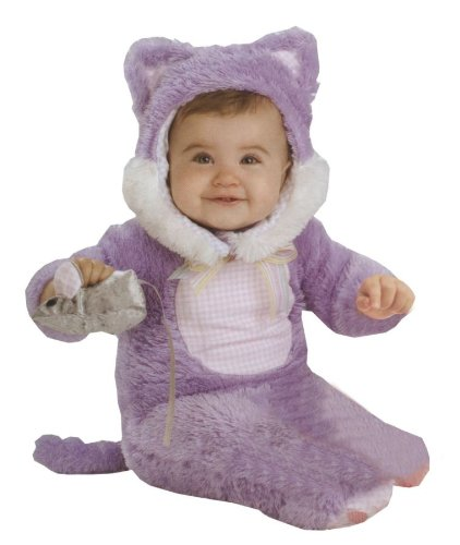 Kitty Soft Paws Costume (Infant Size 6-12 Months - Plush Kitty Costume)