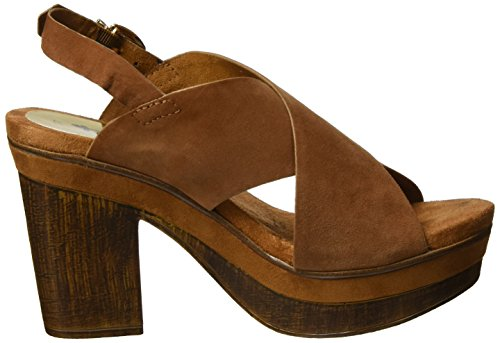 Tamaris 305 28389 Women''s Brown Clogs cognac SSrHR