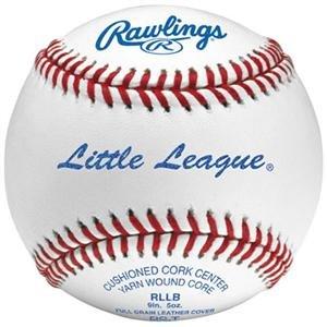 Little League Baseballs 12 Stück