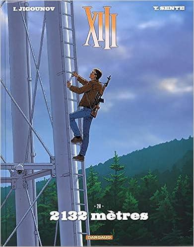 XIII (26) : 2132 mètres