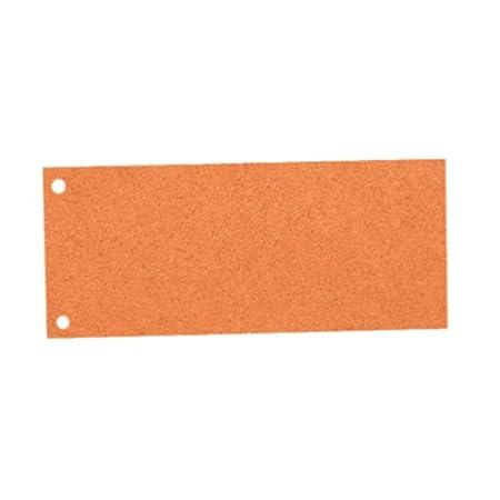 Leitz - Divisori in cartoncino, 100 pz, blu 20996