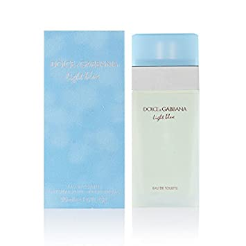 599fc7309 Light Blue Eau De Toilette Spray - 50ml/1.7oz: Dolce & Gabbana: Amazon.ca:  Beauty