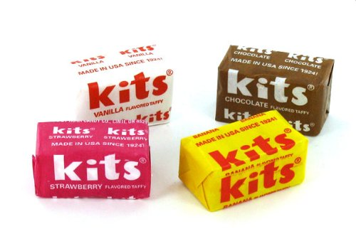 Runk Candy Taffy Kits Assorted, 100ct