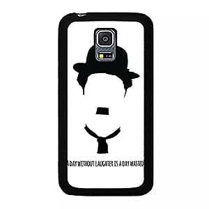 Classical Charlie Chaplin Phone Case For Samsung Galaxy S5 Mini Novel Charlie Chaplin