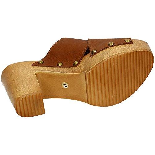 Cuir Dliro sandales femme Dliro sandales 1IgnHxBg