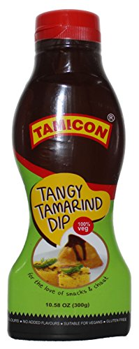 Tamicon Tangy Tamarind Dip 300 grams (10.58 Oz) - Tamicon Tamarind Paste