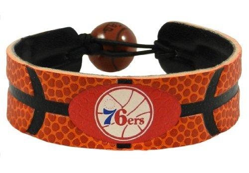 NBA Philadelphia 76ers Classic Basketball Bracelet