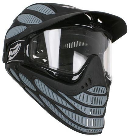 JT Flex-8 Head Guard Grey Jt Spectra Paintball Goggle