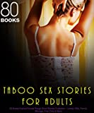 Advisory: This 80-book mega bundle of Erotica Taboo stories contains Explicit Sexuality and Adult Content that may be deemed by some to be sinful, distasteful, or otherwise disturbing.  Therefore, please read at your own discretion.Enjoy a collection...
