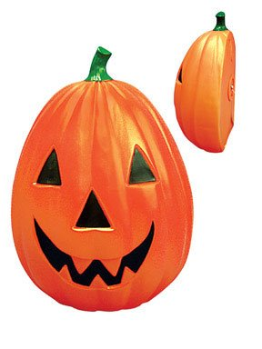 general foam light up plastic pumpkin pumpkin 290 - Plastic Pumpkins