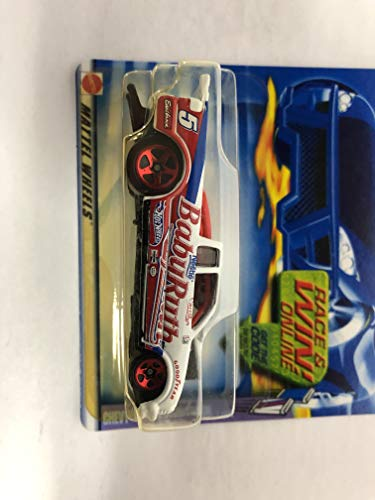 (Chevy Pro Stock Truck Hot Wheels 2002 diecast 1/64 scale car No. 095)