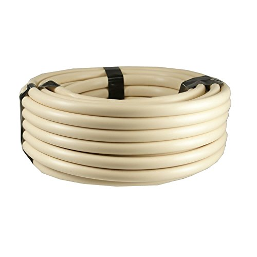 One Stop Outdoor 3/8'' Inch Tan Flexible Misting Line, 50' Foot Mist System Tube Roll (Tubing Size Exact .355 ID x .455 OD) by One Stop Outdoor
