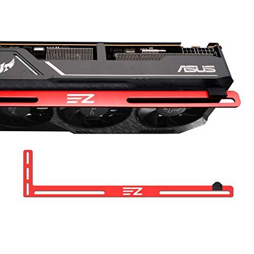 EZDIY-FAB GPU houder, ondersteuning voor grafische kaartbeugel, videokaarthouder, GPU VGA-beugel voor aangepaste desktop…