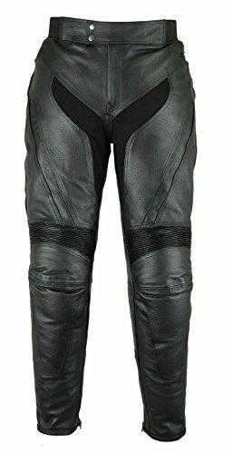 Leather Motorbike Pants - 7