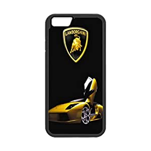 DIY Printed Lamborghini cover case For iPhone 6,6S 4.7 Inch BM5499831