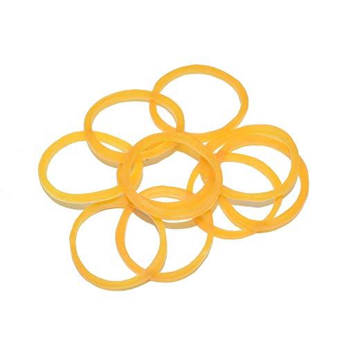 CHEMB JWUI 장난감 취미 도구 10PCS20MM 노란색 배터리 유지 고무 밴드 RC FPV 레이싱 드론 RC 부품 도구