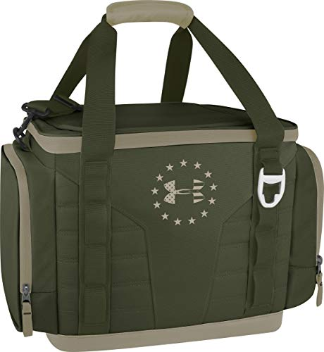 (Under Armour 24 Can Soft Sided Cooler, Freedom)