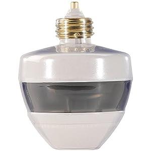 6. First Alert PIR725 Motion Sensing Motion Activated Light Socket