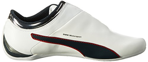 Ms Unisex team Puma high Puma Weiß Risk Top Blue 02 BMW Erwachsene Cat Red Future Low Mu White dtdqgv