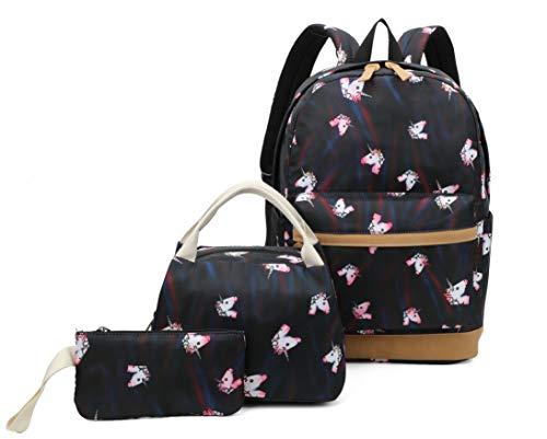 Ulgoo Girls School Bags Kids Bookbags Teens Bookbag Set Kids Laptop Backpack Review and Comparison