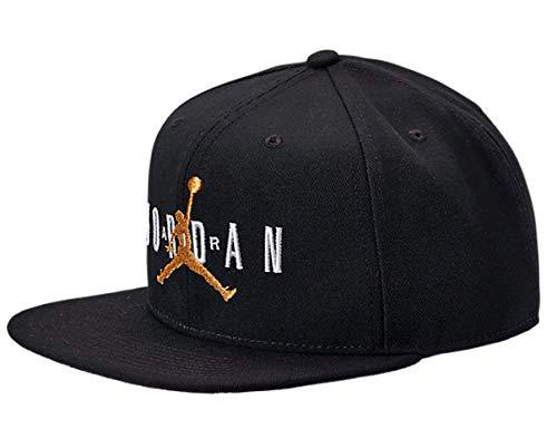 1d369d56ce9b5 Nike Jordan Men's Pro Jumpman Air HBR Hat (One Size, Black (011)
