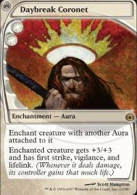 Magic: the Gathering - Daybreak Coronet - Future Sight - Foil