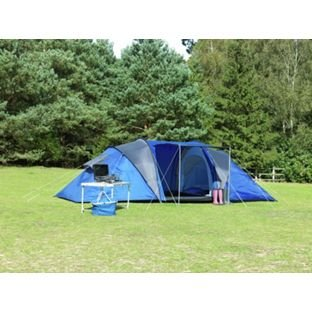 ProAction 6 Man 2 Room Tent.  sc 1 st  Amazon UK : 2 4 man tents - memphite.com