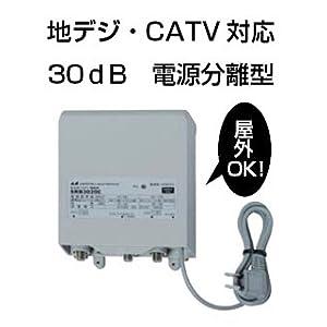 日本アンテナ 地デジ・CATV ブースター 30dB型 SRB3020C