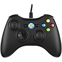 Wired Game Controller Gamepad for PC/Laptop Gaming Computer(Windows XP/7/8/10) / PS3 Steam Game Controller