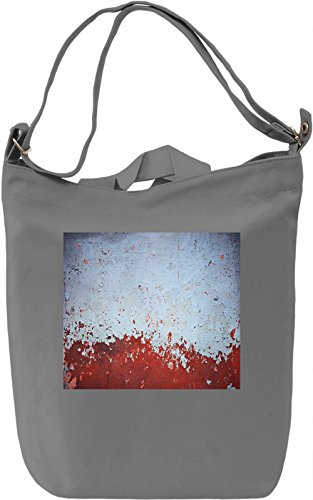 Painted Wall Texture Borsa Giornaliera Canvas Canvas Day Bag| 100% Premium Cotton Canvas| DTG Printing|