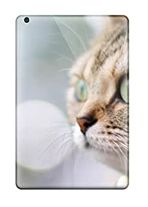 Evelyn C. Wingfield's Shop New Style 5103062J62453534 Hot Style Protective Case Cover For IpadMini 2(kitten With Green Collar)