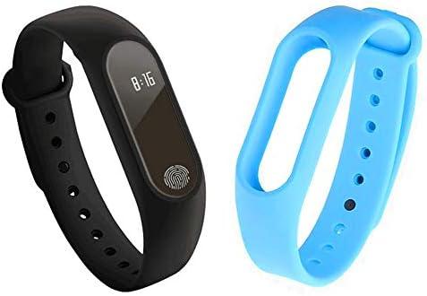 GerTong Fitness Trackers con monitor de corazón, M2 Pulsera ...