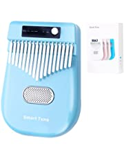 $52 » Smart Tuna Electronic Kalimba 17 Keys Thumb Piano 4 Kinds of Timbre electronic musical instrument Gifts for Kids Adults Beginners and Music Lovers