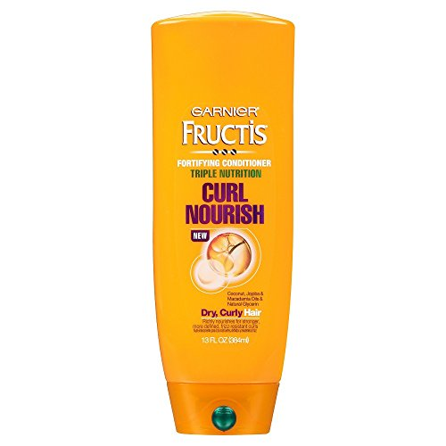 Price comparison product image Garnier Hair Care Fructis Triple Nutrition Curl Moisture Conditioner,  13 Fluid Ounce
