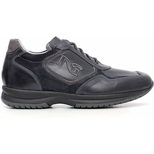 Nero Giardini - Zapatos de cordones para hombre Musk Blu