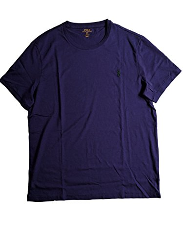 Polo Ralph Lauren Men's Custom Crewneck T-Shirt (L, - Male Ralph Models Lauren