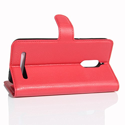 Funda ZTE Nubia N1 Llite,Manyip Caja del teléfono del cuero,Protector de Pantalla de Slim Case Estilo Billetera con Ranuras para Tarjetas, Soporte Plegable, Cierre Magnético D